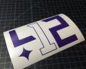 412 purple