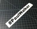 paul walker black