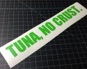 tuna no crust green