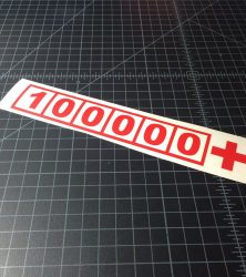 100000 red