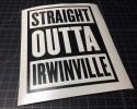 straigh outta irwinville black