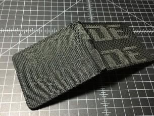bride wallet black