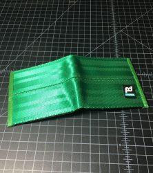 takata green wallet